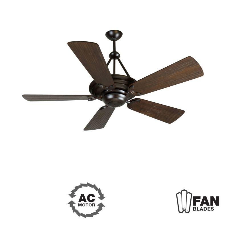"Craftmade K10227 Metro 54"" 5 Blade Indoor Ceiling Fan - Blades"
