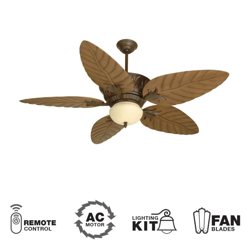 "Craftmade K10241 Pavilion 54"" 5 Blade Indoor Ceiling Fan - Blades"