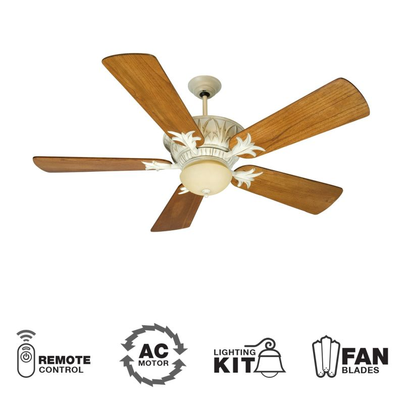 "Craftmade K10247 Pavilion 54"" 5 Blade Indoor Ceiling Fan - Blades"