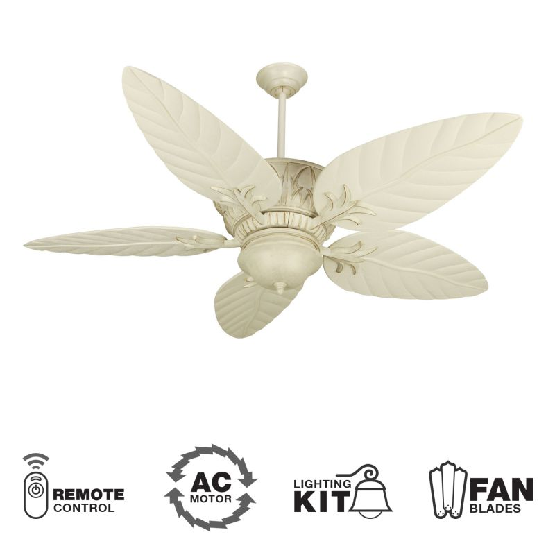 "Craftmade K10248 Pavilion 54"" 5 Blade Indoor Ceiling Fan - Blades"