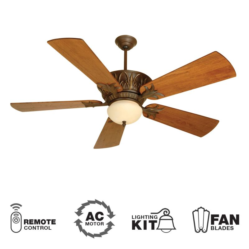 "Craftmade K10272 Pavilion 54"" 5 Blade Indoor Ceiling Fan - Blades"