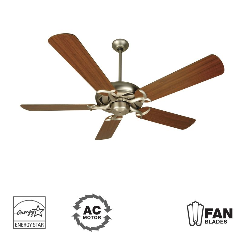 "Craftmade K10288 Civic 52"" 5 Blade Energy Star Indoor Ceiling Fan -"