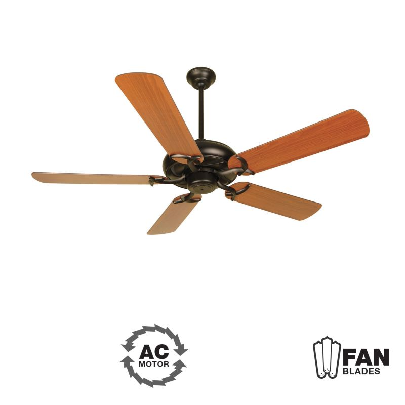 "Craftmade K10289 Civic 52"" 5 Blade Energy Star Indoor Ceiling Fan -"