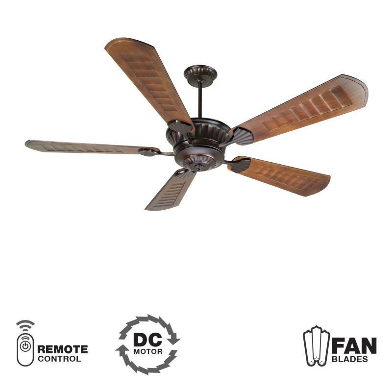 "Craftmade K10311 DC Epic 70"" 5 Blade DC Indoor Ceiling Fan - Blades"