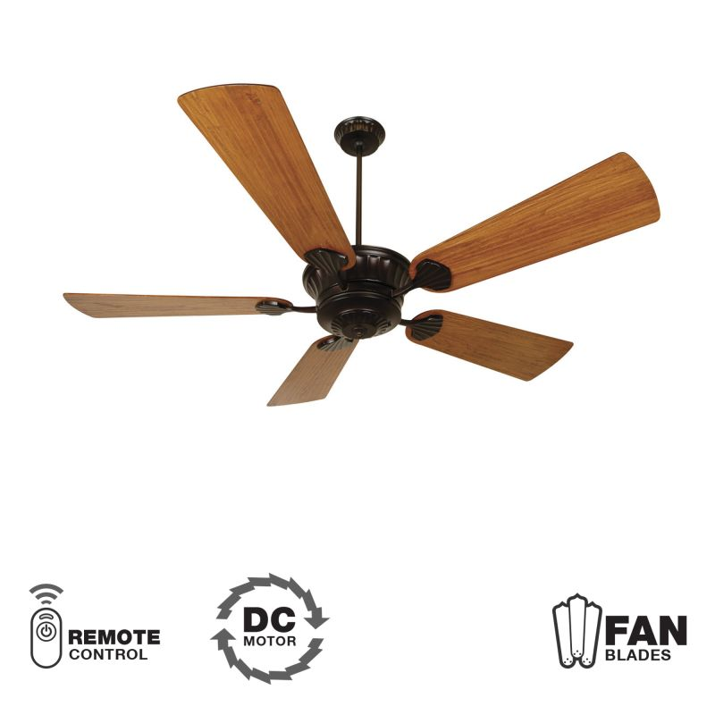 "Craftmade K10312 DC Epic 70"" 5 Blade DC Indoor Ceiling Fan - Blades"