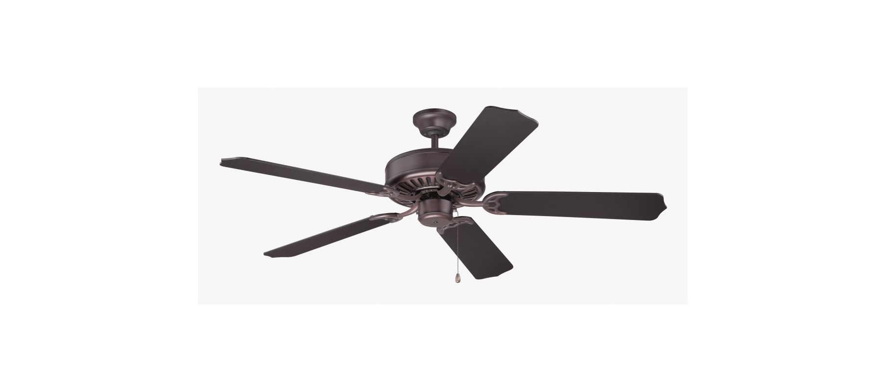"Craftmade K10424 Pro Builder 52"" 5 Blade Indoor Ceiling Fan with Sale $88.50 ITEM: bci2972645 ID#:K10424 UPC: 647881139742 :"