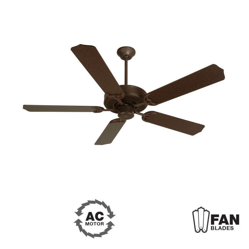 "Craftmade K10435 Contractor´s Design 52"" 5 Blade Energy Star Indoor Sale $88.50 ITEM: bci1943650 ID#:K10435 :"
