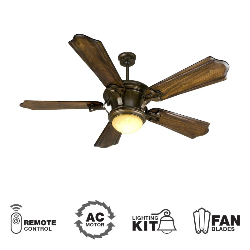 Craftmade K10600 Amphora 56&quote 5 Blade Indoor Ceiling Fan - Blades
