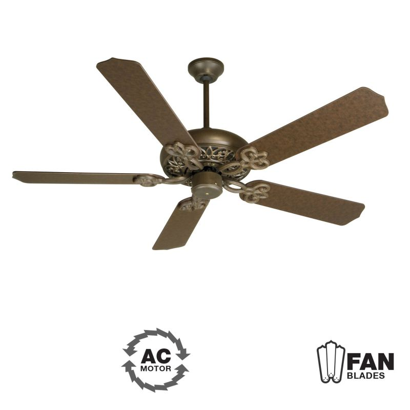 "Craftmade K10614 Cecilia 52"" 5 Blade Energy Star Indoor Ceiling Fan -"