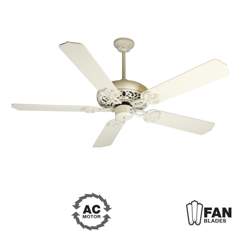 "Craftmade K10615 Cecilia 52"" 5 Blade Energy Star Indoor Ceiling Fan -"