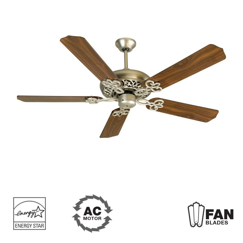 "Craftmade K10616 Cecilia 52"" 5 Blade Energy Star Indoor Ceiling Fan -"