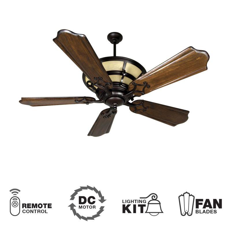 "Craftmade K10706 Hathaway 56"" 5 Blade DC Indoor Ceiling Fan - Blades"