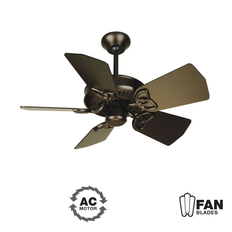 "Craftmade K10741 Piccolo 30"" 5 Blade Indoor Ceiling Fan - Blades"