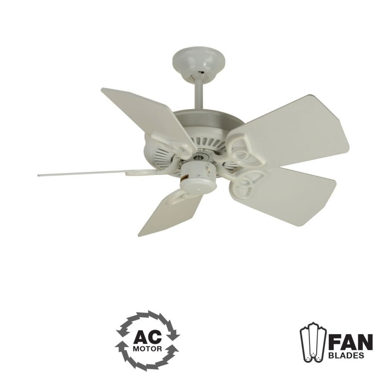 "Craftmade K10743 Piccolo 30"" 5 Blade Indoor Ceiling Fan - Blades"