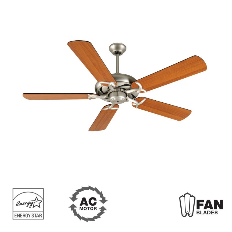 "Craftmade K10853 Civic 52"" 5 Blade Energy Star Indoor Ceiling Fan -"