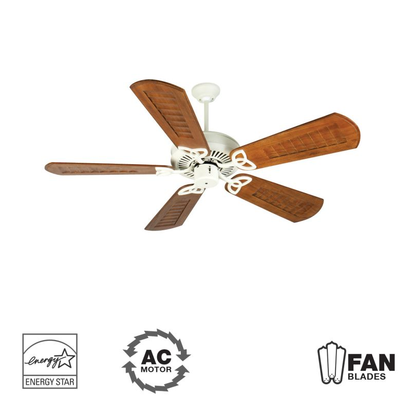 "Craftmade K10941 CXL 56"" 5 Blade Energy Star Indoor Ceiling Fan -"