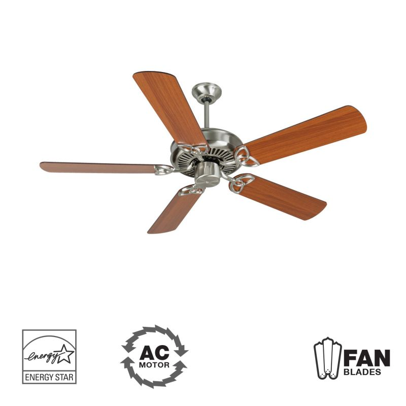 "Craftmade K10984 CXL 52"" 5 Blade Energy Star Indoor Ceiling Fan -"