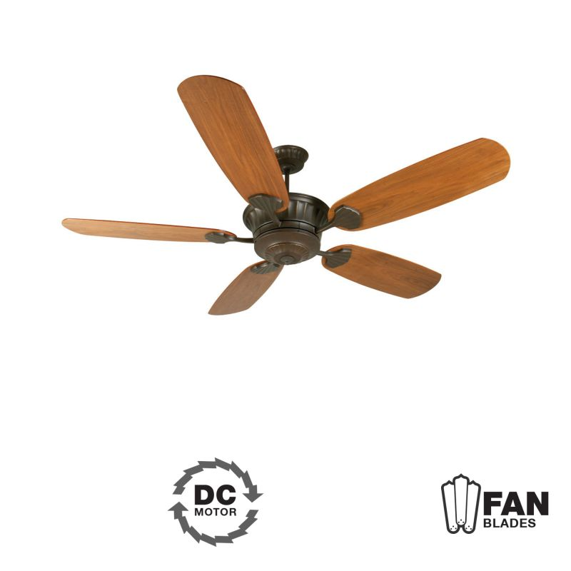 "Craftmade K10991 DC Epic 70"" 5 Blade DC Indoor Ceiling Fan - Blades"