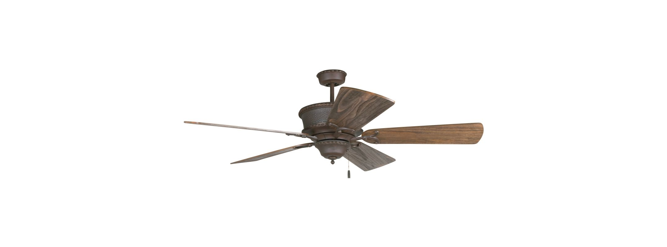 """Craftmade K11248 Riata 54"""" 5 Blade Indoor Ceiling Fan with Blades"""