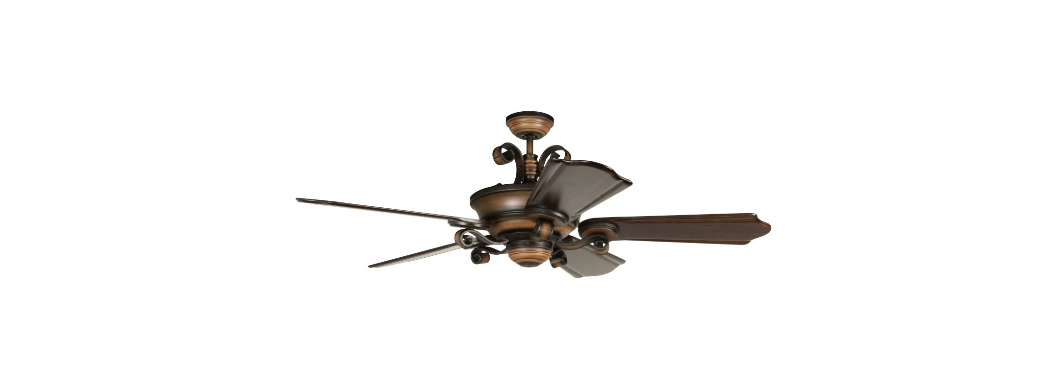 """Craftmade K11254 Seville Espana 56"""" 5 Blade Indoor Ceiling Fan with"""