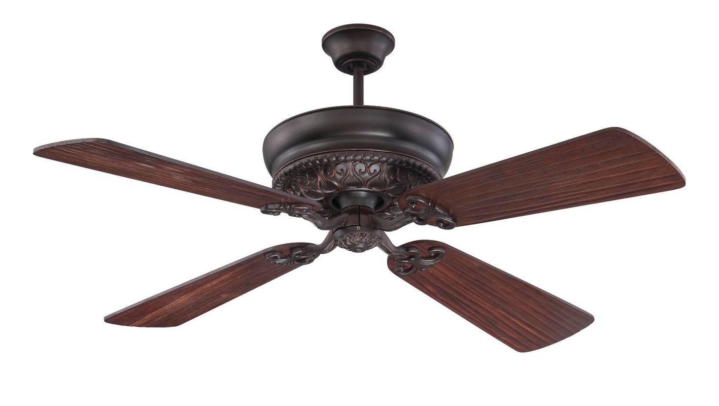 "Craftmade MNR52 Monroe 52"" 4 Blade DC Motor Indoor Ceiling Fan -"