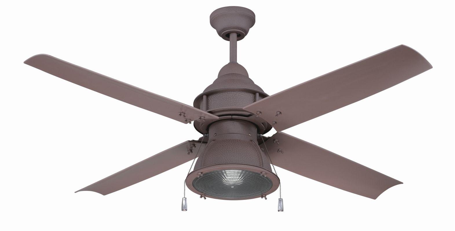 """Craftmade PAR524 Port Arbor 52"""" 4 Blade Outdoor Ceiling Fan - Blades"""