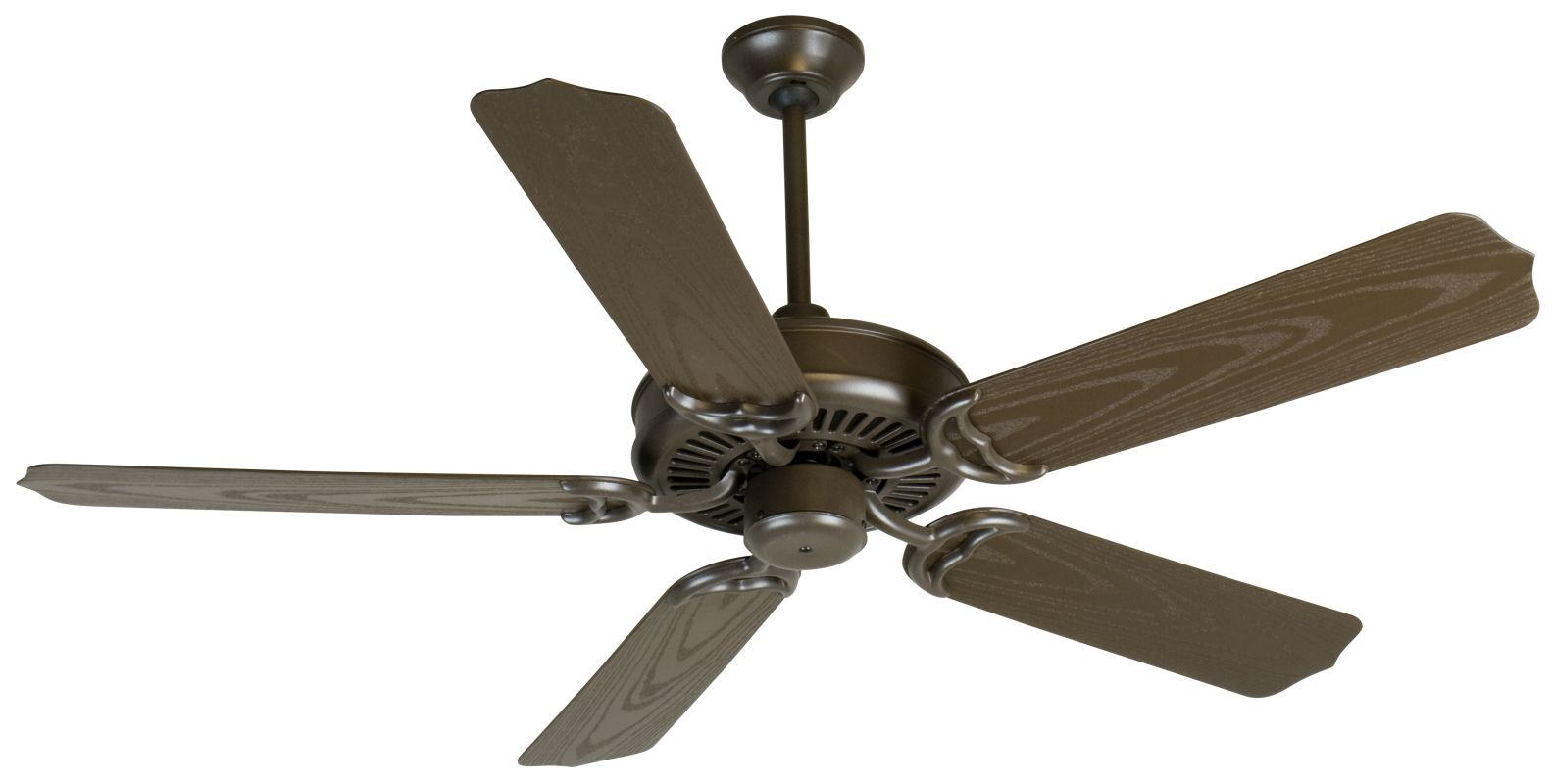 """Craftmade Porch 52"""" 5 Blade Indoor Ceiling Fan Brown Fans Indoor"""