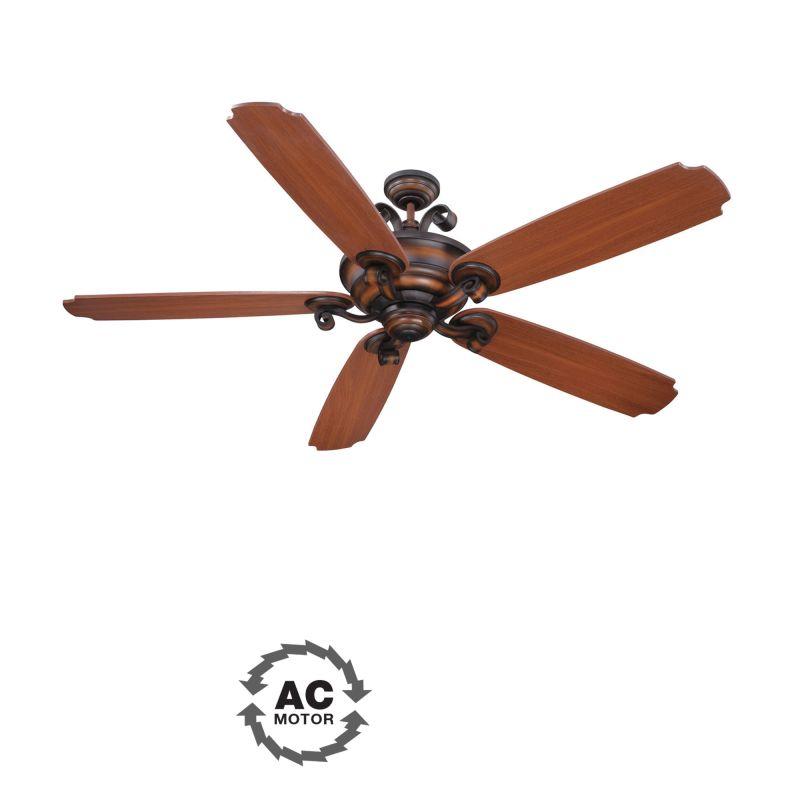 "Craftmade Seville Espana 68"" 5 Blade Indoor Ceiling Fan Spanish Bronze"