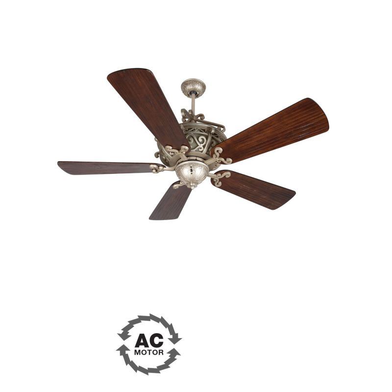 "Craftmade TO52 Toscana 52"" 5 Blade Indoor Ceiling Fan Athenian Obol"