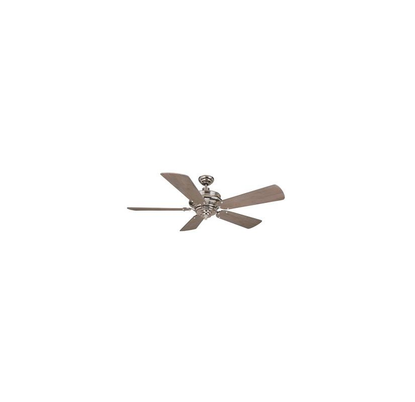 Craftmade Townsend PLN Fan Pack 01 52&quote 5 Blade Indoor Ceiling Fan -