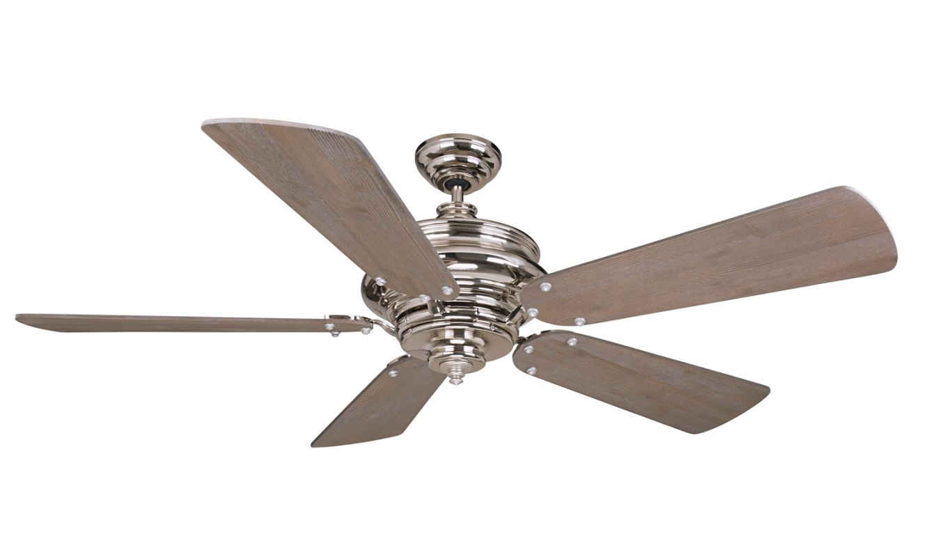 "Craftmade Townsend 52"" 5 Blade Indoor Ceiling Fan - Remote Included"