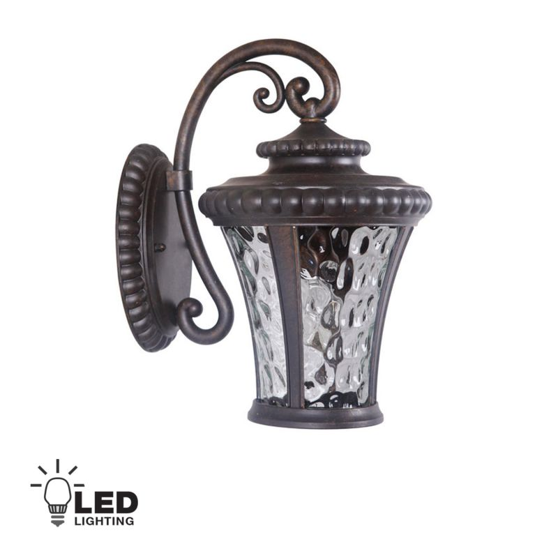 Craftmade Z1254-LED Prescott 1 Light LED Outdoor Wall Sconce - 8