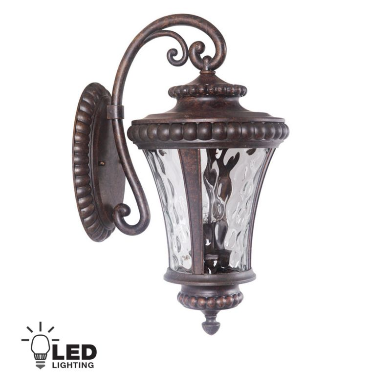 Craftmade Z1264-LED Prescott 1 Light LED Outdoor Wall Sconce - 10