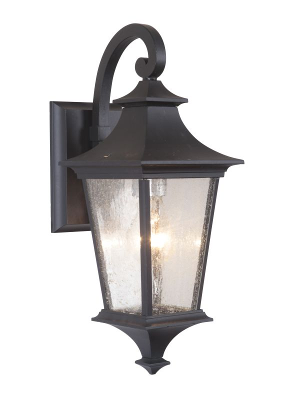 Craftmade Z1354 Argent II 1 Light Outdoor Wall Sconce - 6 Inches Wide