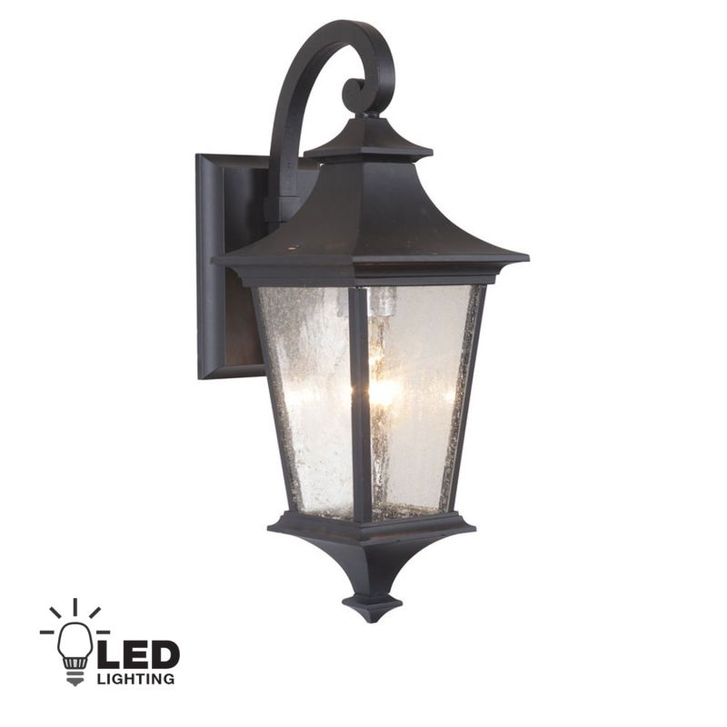 Craftmade Z1354-LED Argent 1 Light LED Outdoor Wall Sconce - 6 Inches