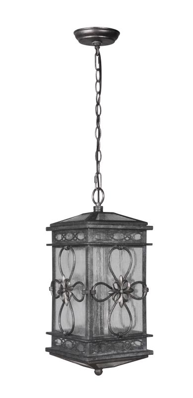 Craftmade Z2311 Edinburgh 3 Light Outdoor Pendant - 9 Inches Wide Dark Sale $249.00 ITEM: bci2663990 ID#:Z2311-18 UPC: 647881138806 :