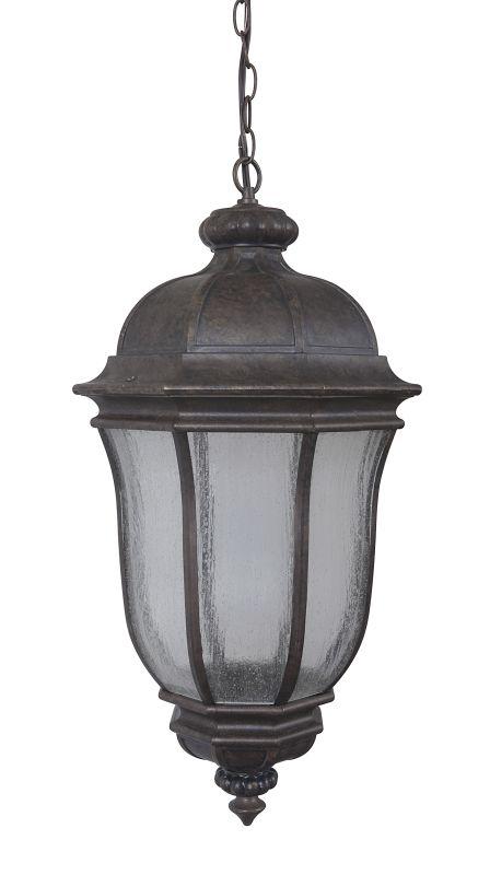Craftmade Z3321-LED Harper 1 Light LED Lantern Outdoor Pendant - 12