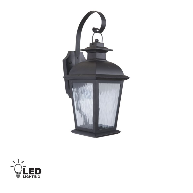 Craftmade Z5704-LED Branbury 1 Light LED Outdoor Wall Sconce - 7