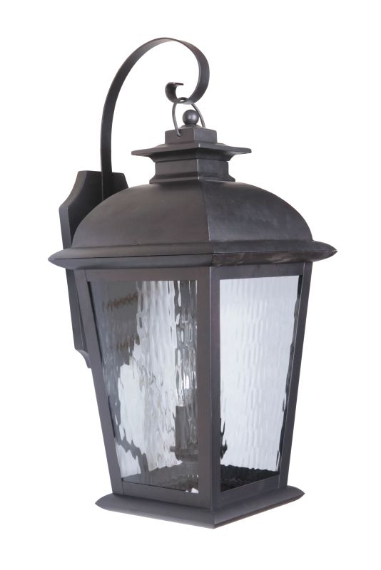 "Craftmade Z5734-92 Branbury 3 Light 13"" Wide Outdoor Wall Sconce Oiled"
