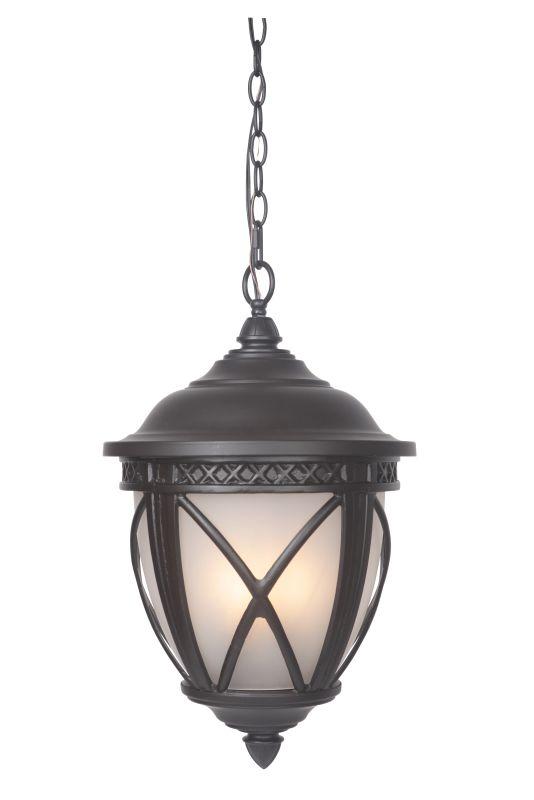 Craftmade Z7321 Artesia 3 Light Lantern Outdoor Pendant - 13 Inches