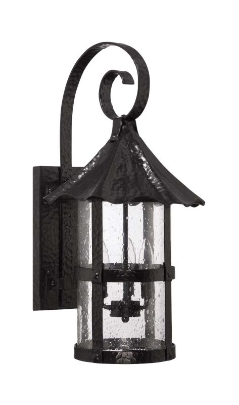 Craftmade Z7524 Willoughby 3 Light Outdoor Wall Sconce - 12.5 Inches