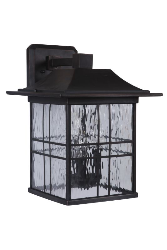 Craftmade Z7824 Dorset 3 Light Outdoor Wall Sconce - 10.87 Inches Wide Sale $139.00 ITEM: bci2664034 ID#:Z7824-12 UPC: 647881134235 :