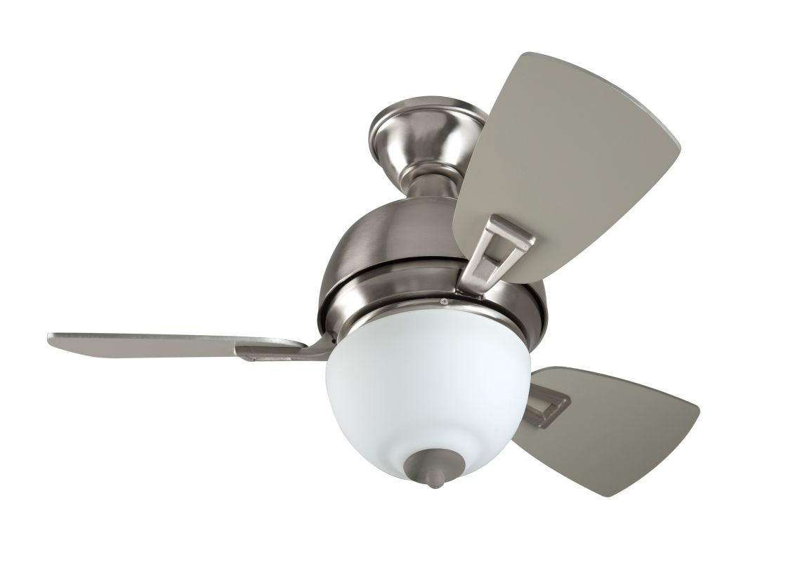"Craftmade DA30 Dane 30"" 3 Blade Indoor Ceiling Fan - Blades and Light"