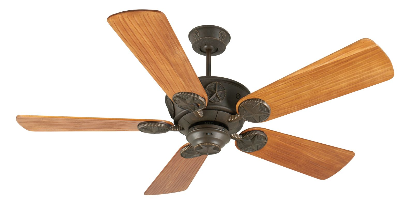"Craftmade K10078 Chaparral 54"" 5 Blade Indoor Ceiling Fan - Blades"