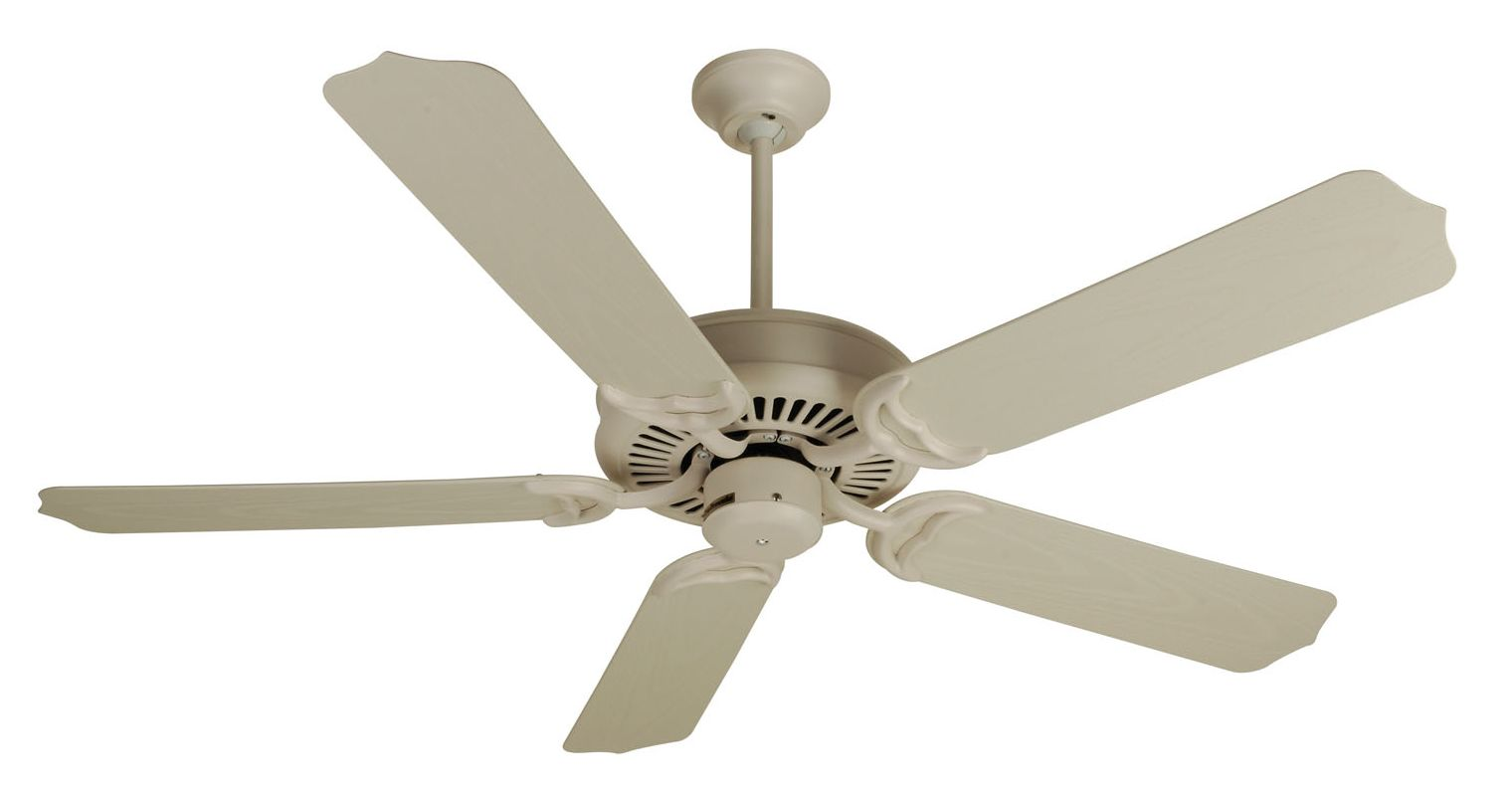 Craftmade K10172 Porch Fan 52&quote 5 Blade Indoor Ceiling Fan - Blades