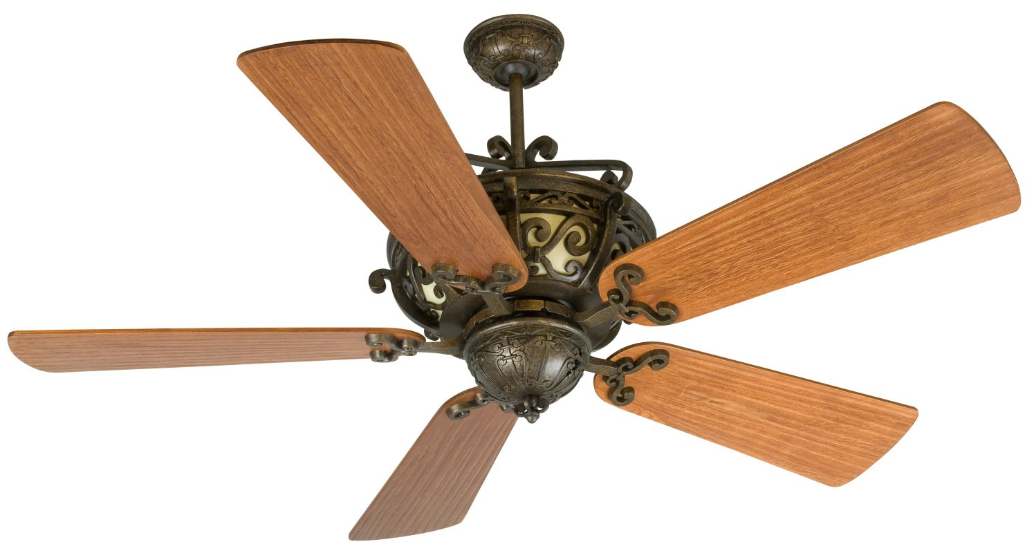 "Craftmade K10359 Toscana 54"" 5 Blade Indoor Ceiling Fan - Blades"
