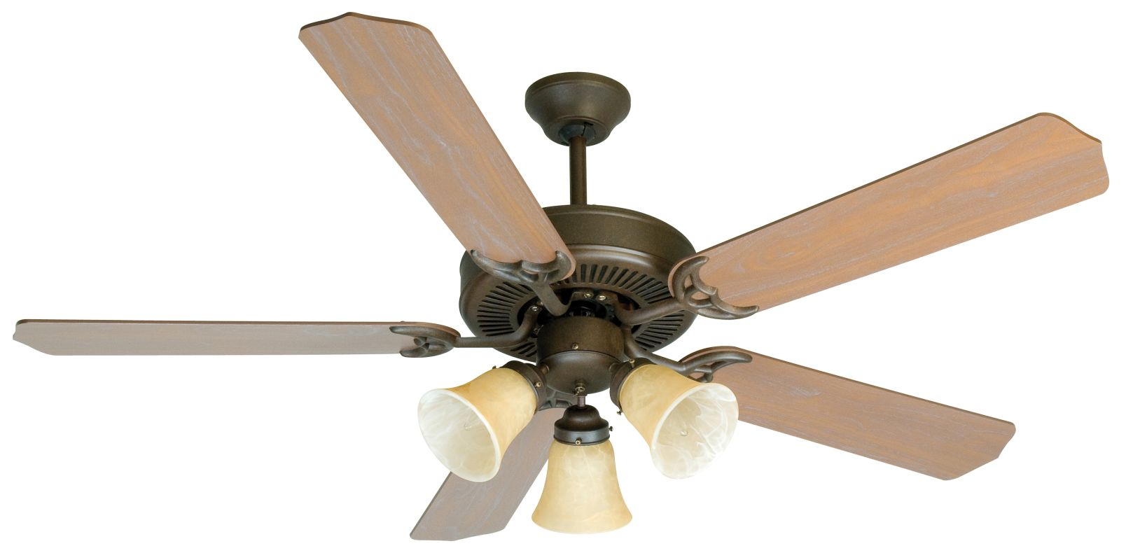 "Craftmade K10639 CD Unipack 206 52"" 5 Blade Indoor Ceiling Fan -"