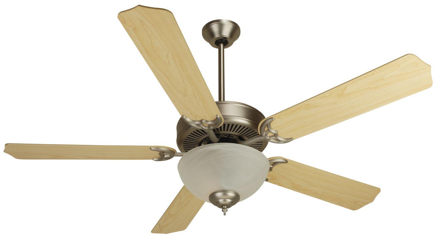 "Craftmade K10644 CD Unipack 207 52"" 5 Blade Energy Star Indoor Ceiling"