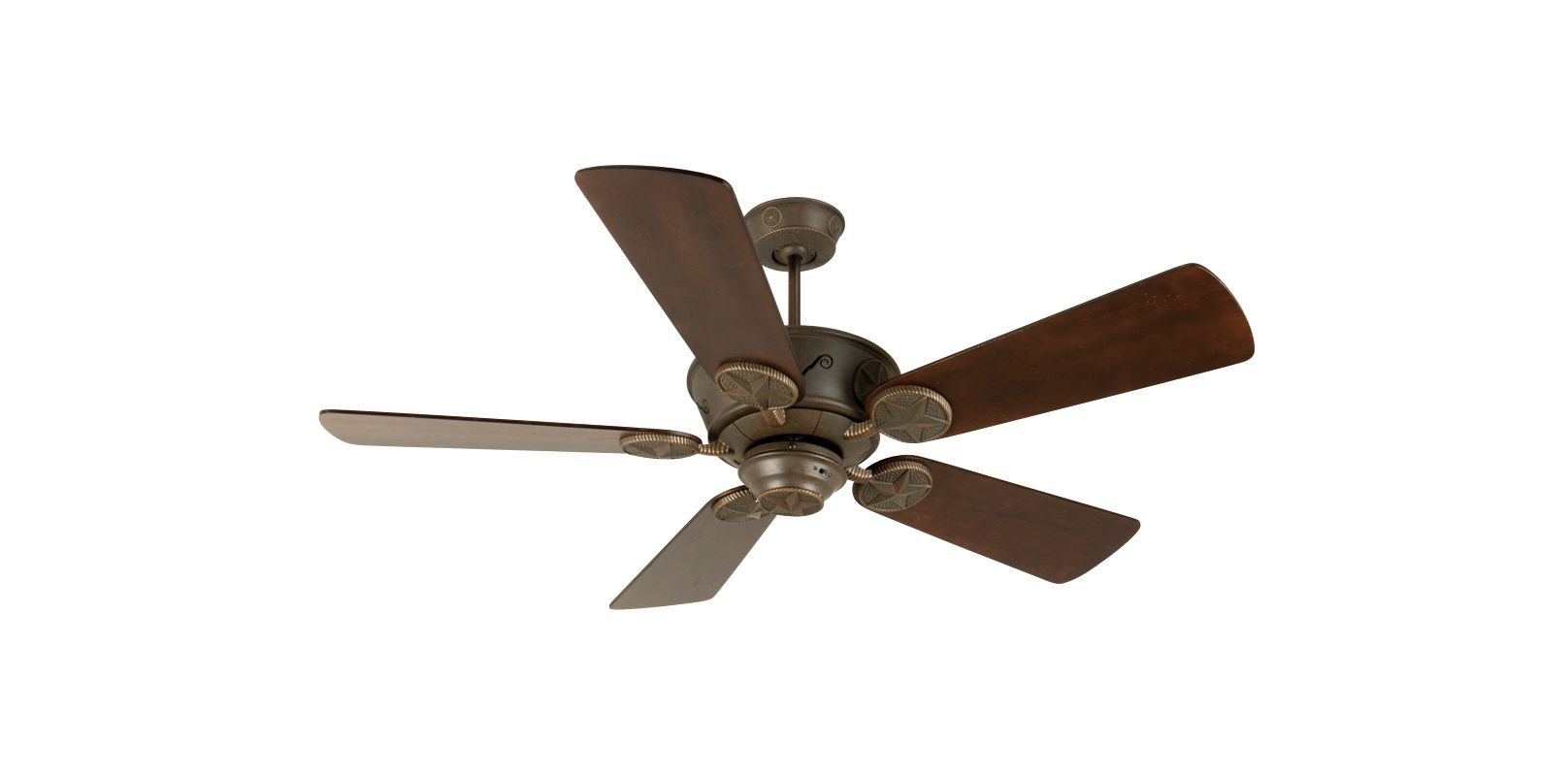 "Craftmade K10658 Chaparral 52"" 5 Blade Indoor Ceiling Fan - Blades"