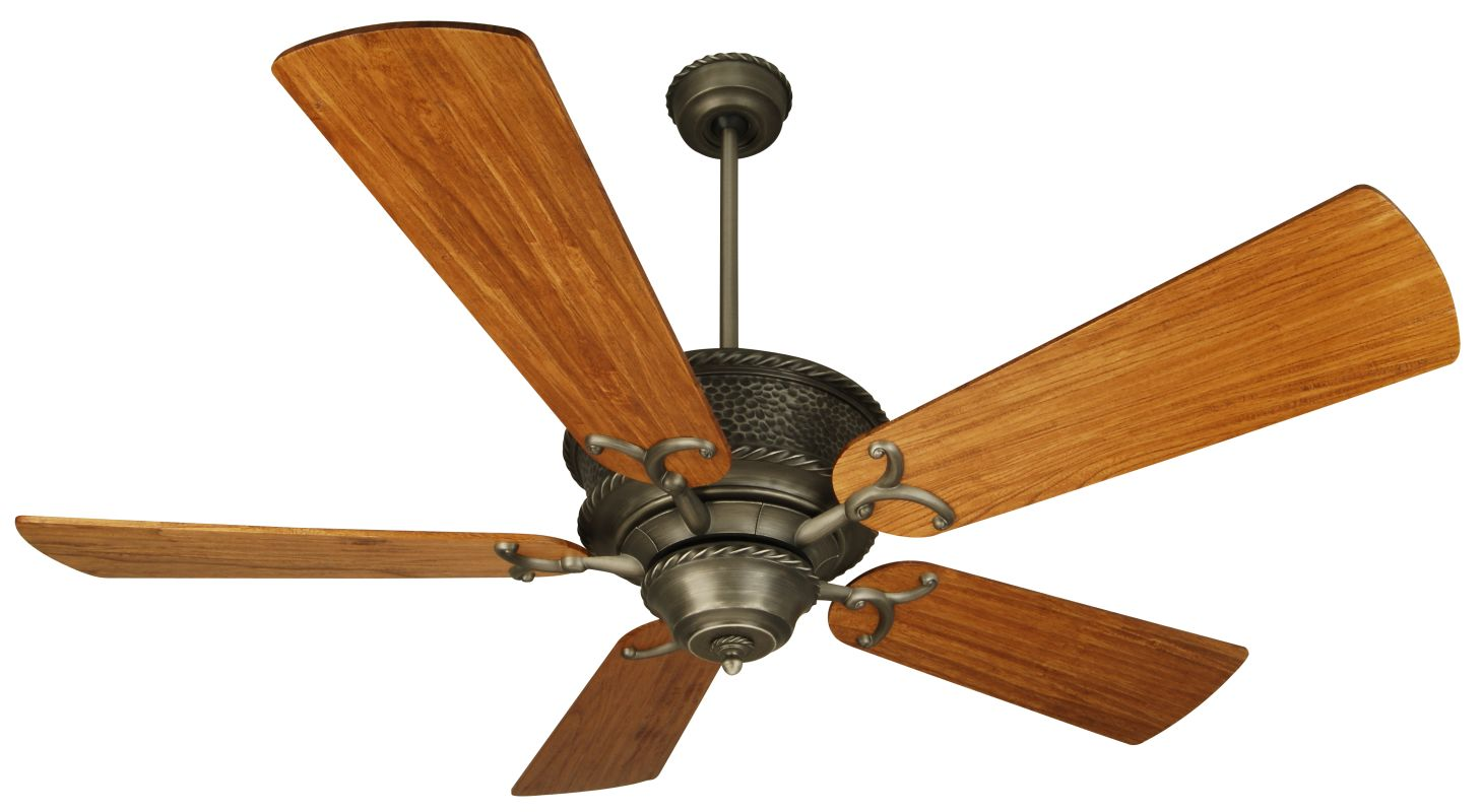 "Craftmade K10752 Riata 54"" 5 Blade Indoor Ceiling Fan - Blades"